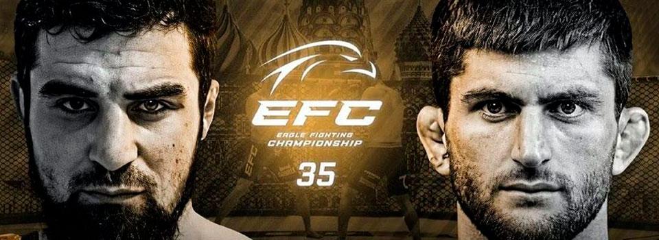 Eagle Fighting Championship 35