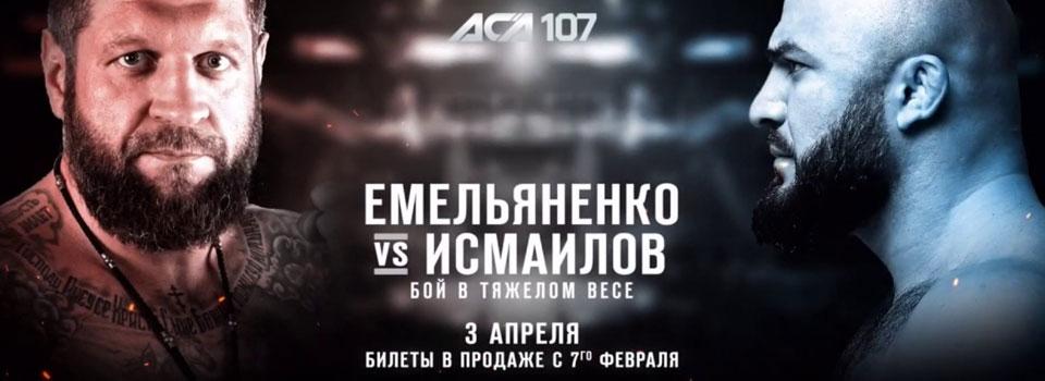 Емельяненко - Исмаилов