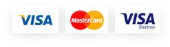 Оплата билетов VISA/Mastercard